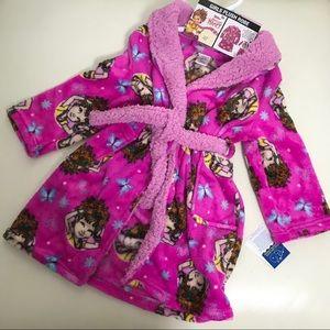 Disney Fancy Nancy Bath Robe